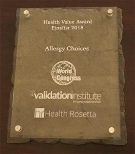 Allergychoices Inc. and Allergy Associates of La Crosse put their La Crosse Method™ Protocol for allergy treatment's performance to the test, inviting the Validation Institute to review its outcome measures. And it passed rigorous standards with flying colors.