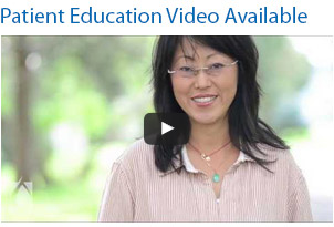 Patient education video available for you