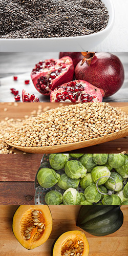You seldom read anything about nutrition in mainstream media recently without mention of superfoods. These nutrition-dense, powerhouse foods boast a number of benefits when introduced into your diet.